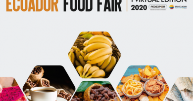 """Feria virtual """"ECUADOR FOOD FAIR"""" para potenciar nuestras exportaciones"""